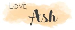 Love Ashley